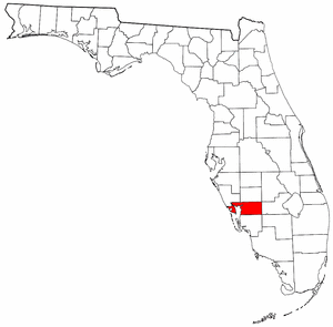 Charlotte County Florida Map